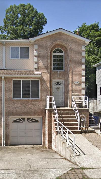 Staten Island Two Family Home For Sale: 210 Beach Avenue