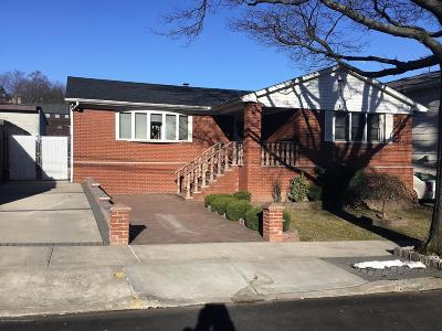 Staten Island Single Family Home For Sale: 17 Atlantic Avenue