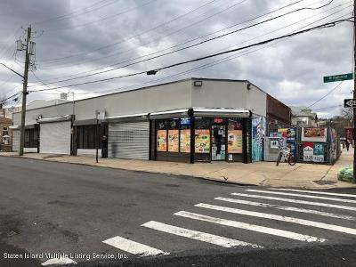 Staten Island Commercial Lease For Lease: 641 N Railroad Avenue #A