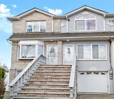 Staten Island Single Family Home For Sale: 531 Lynn Street
