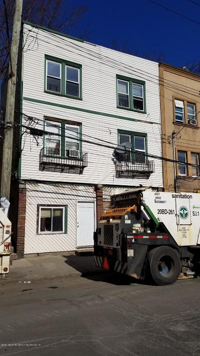 Staten Island Multi Family Home For Sale: 117 Brook Street