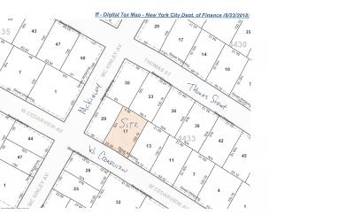 Staten Island Residential Lots & Land For Sale: West Cedarview Avenue
