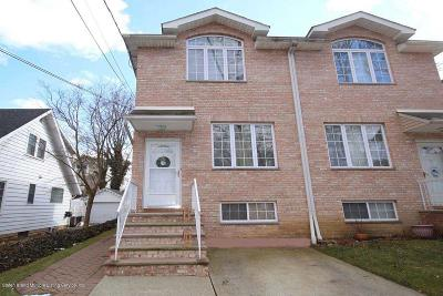 Staten Island Semi-Attached For Sale: 12 Oakley Place