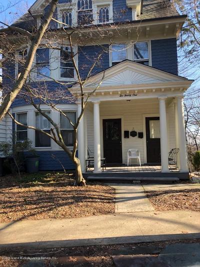 Staten Island Rental For Rent: 221 Ward Avenue