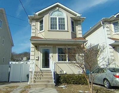 Staten Island Single Family Home For Sale: 738 Targee Street