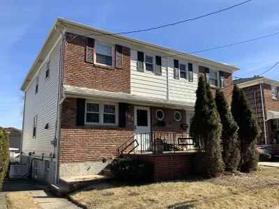 Staten Island Semi-Attached For Sale: 191 Riedel Avenue