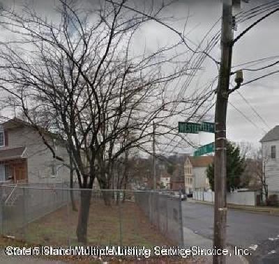 Staten Island Residential Lots & Land For Sale: 250 Westervelt Avenue