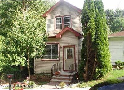 Staten Island Single Family Home For Sale: 288 Nugent Street