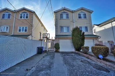 Staten Island Semi-Attached For Sale: 526 Buchanan Avenue