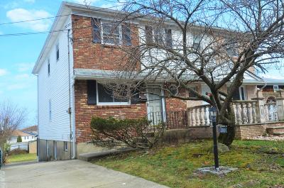 Staten Island Semi-Attached For Sale: 203 Riedel Avenue
