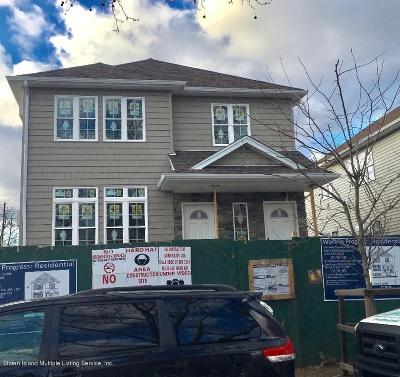 Staten Island Two Family Home For Sale: 77 7th Street