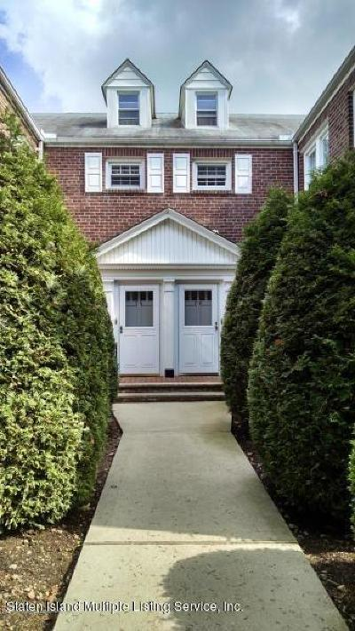 Staten Island NY Co-op For Sale: $375,000