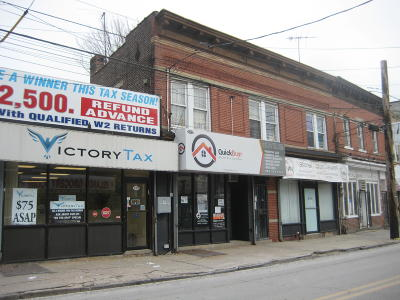 Staten Island Commercial For Sale: 419 Jersey 423 Street
