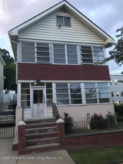 Two Family Home Acceptance: 25 Pleasant Valley Avenue