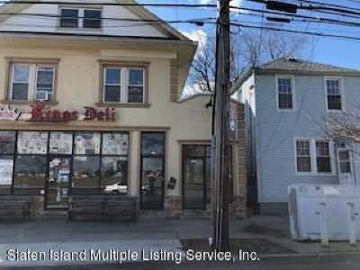 Staten Island Commercial Lease For Lease: 658 New Dorp Lane
