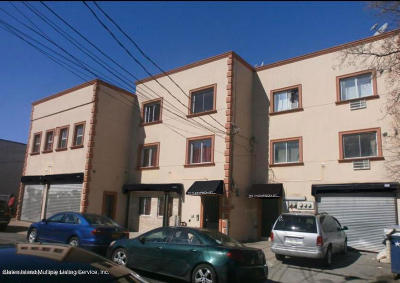 Staten Island Commercial For Sale: 69-71-75 Thompson Street