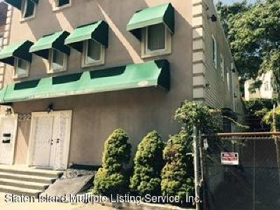 Staten Island Commercial Lease For Lease: 272 York Avenue