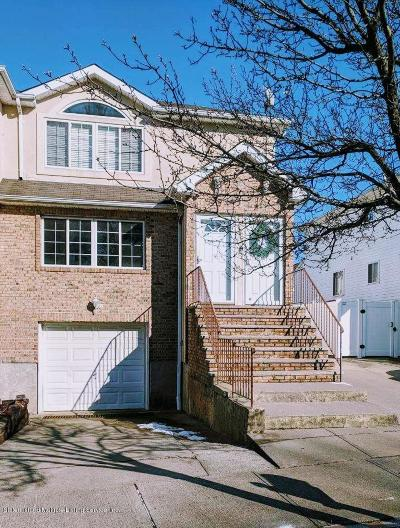 Staten Island Two Family Home For Sale: 231 Gervil Street