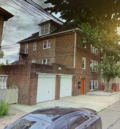 Staten Island Multi Family Home For Sale: 65 Parkinson Avenue
