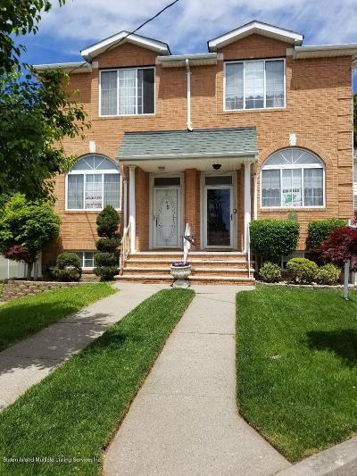Staten Island NY Single Family Home For Sale: $629,900