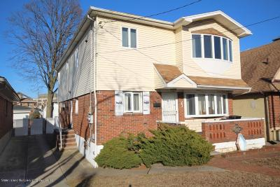 Staten Island Two Family Home For Sale: 441 Buel Avenue