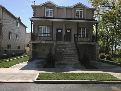 Staten Island Semi-Attached For Sale: 320 Poultney Street