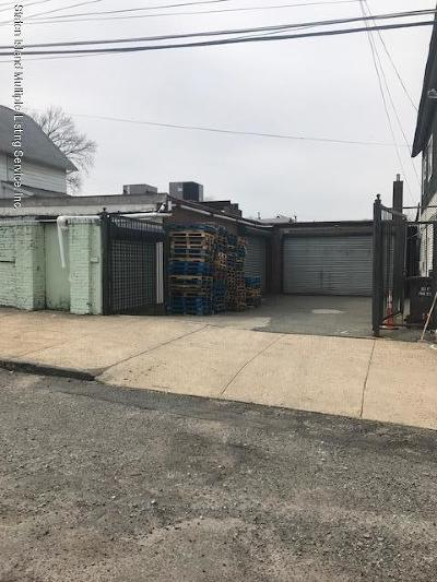 Staten Island Commercial Lease For Lease: 22 Dehart Avenue