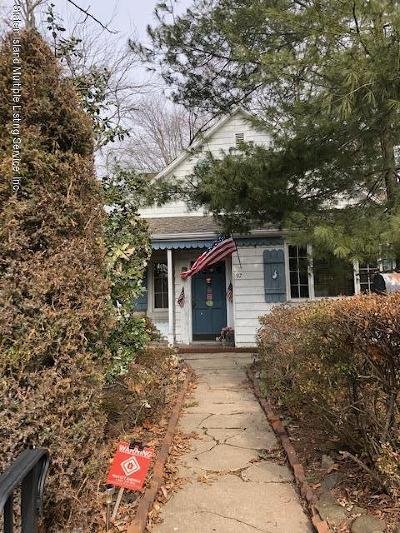 Single Family Home For Sale: 97 Woodland Ave