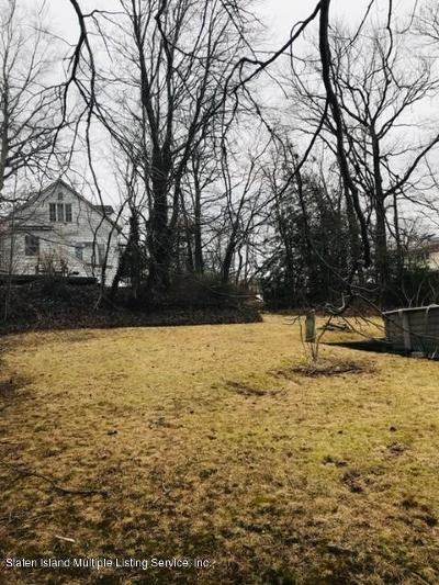 Staten Island Residential Lots & Land For Sale: 97 Woodland Ave