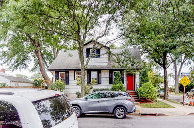 Staten Island Single Family Home For Sale: 160 Woolley Avenue