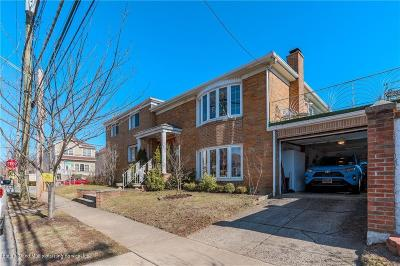 Staten Island Two Family Home For Sale: 510 Clawson Street