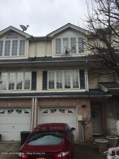 Staten Island Single Family Home For Sale: 20 Larrison Loop