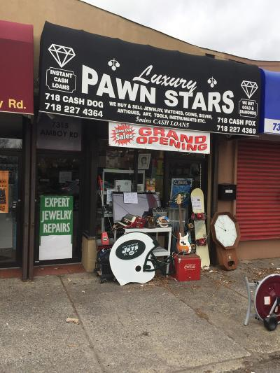 Staten Island Commercial Lease For Lease: 7315 Amboy Road