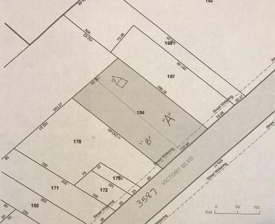 Staten Island Residential Lots & Land For Sale: 3587b Victory Boulevard