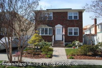 Staten Island Rental For Rent: 479 Amherst Avenue