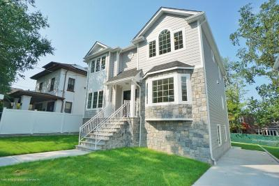 Single Family Home For Sale: 166 Fairview Avenue