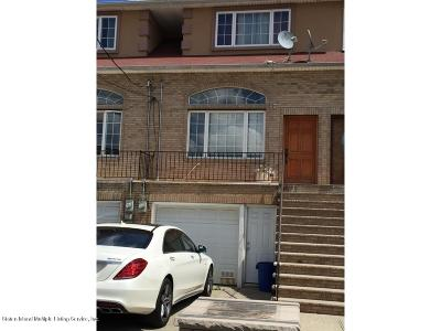 Staten Island Single Family Home For Sale: 17 Doty Avenue