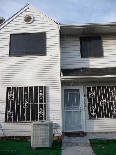 Single Family Home For Sale: 188 Continental Place #A