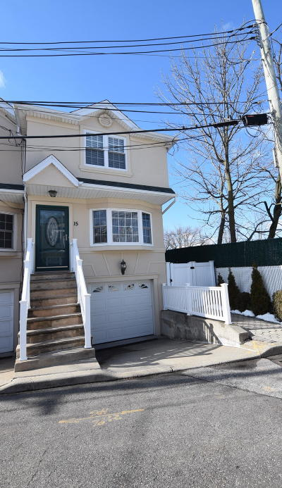 Staten Island Semi-Attached For Sale: 15 Erwin Court