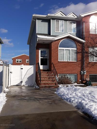 Single Family Home For Sale: 515 Oder Avenue