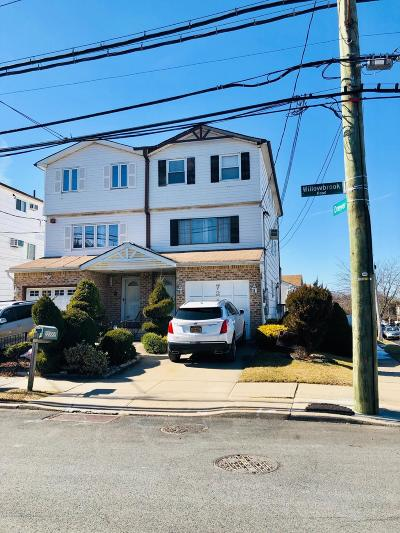 Staten Island Semi-Attached For Sale: 724 Willowbrook Road