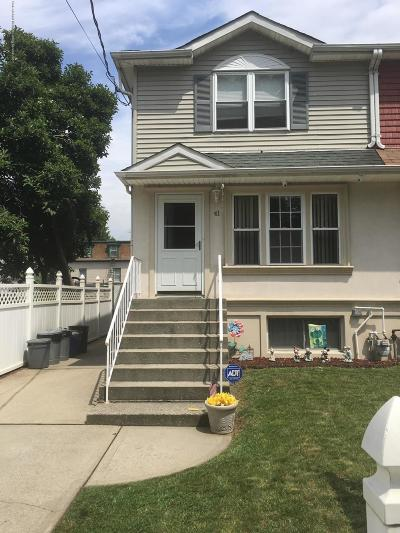 Staten Island Semi-Attached Acceptance: 41 Simonson Avenue