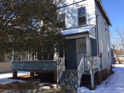 Single Family Home For Sale: 22 Scudder Avenue