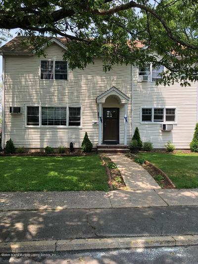 Staten Island Two Family Home For Sale: 65 Brielle Avenue