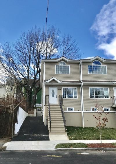 Staten Island Single Family Home For Sale: 254 York Avenue