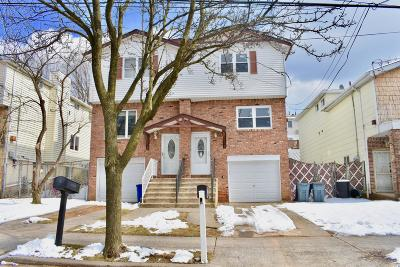 Staten Island Semi-Attached For Sale: 153 Joseph Avenue