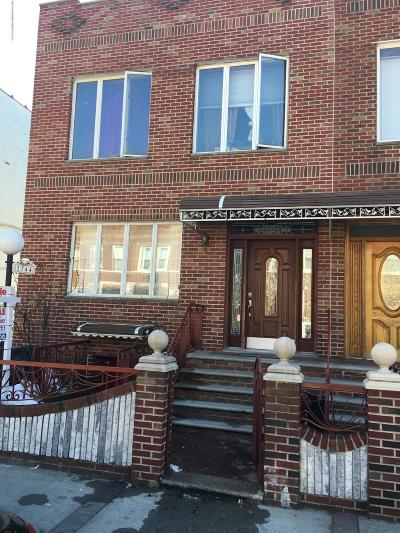 Brooklyn Multi Family Home For Sale: 1744 62nd Street