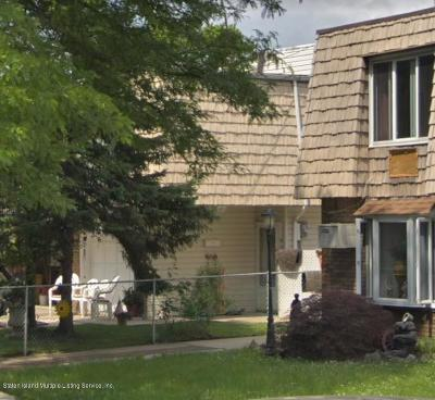 Staten Island Semi-Attached For Sale: 407 Riedel Avenue