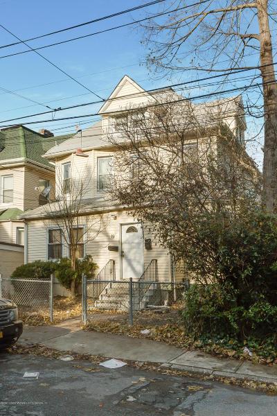 Staten Island Two Family Home For Sale: 15 Van Buren Street