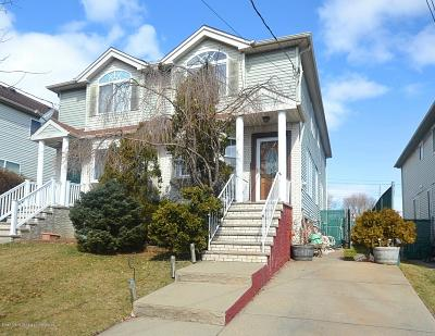 Staten Island Semi-Attached For Sale: 447 Hillman Avenue